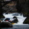 Rapid #1 on Takelma Gorge, North Fork of the Rogue River