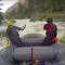 Rafting on Panther Creek (Salmon River tributary) in Idaho.