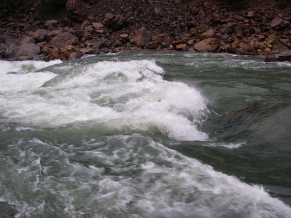 The top of Scout Rapid