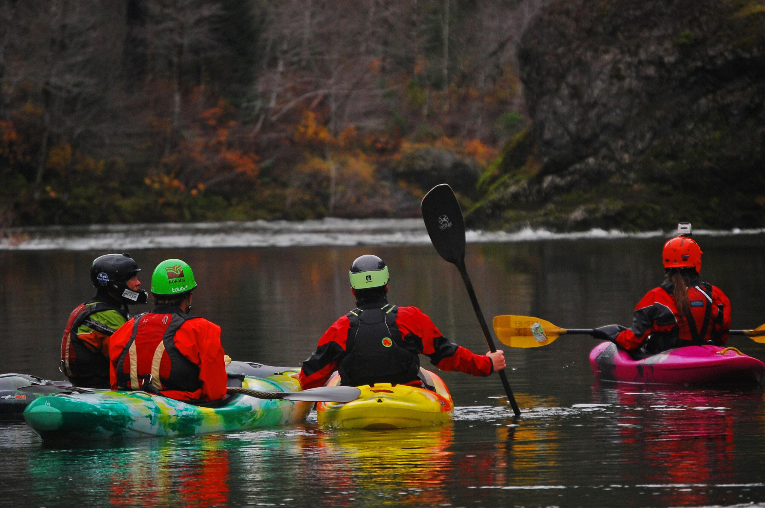 Illinois River Oregon